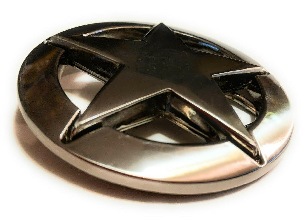 ♈ Star Belt Buckle Sheriff Western cowboy USA
