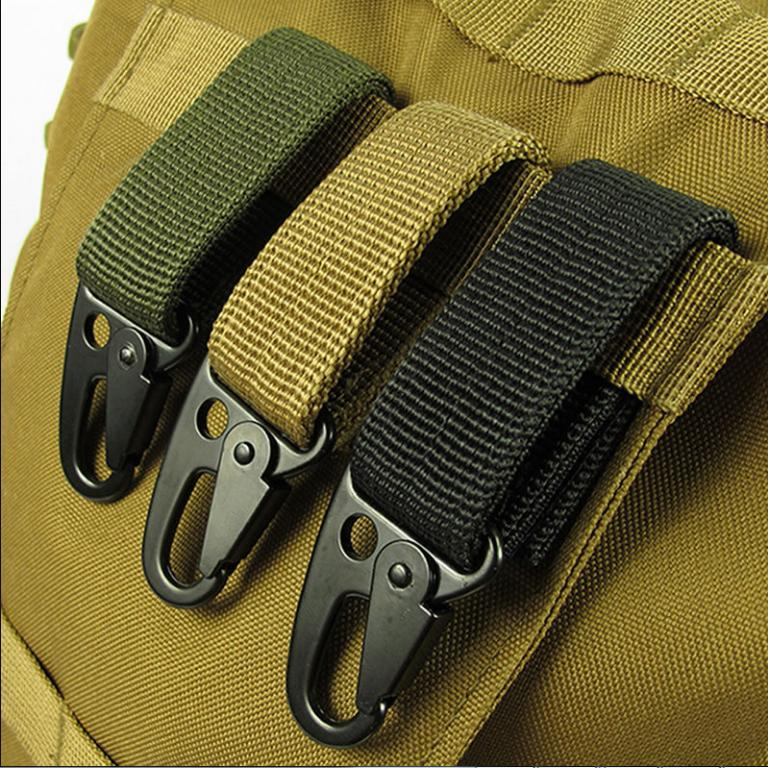 outdoor camping training military belt buckle hunting