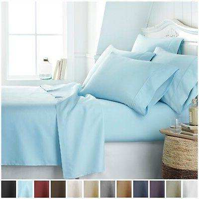 premium ultra soft 6 piece sheet set