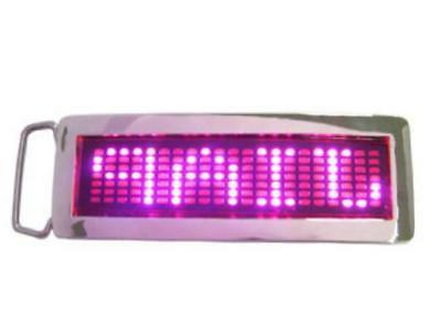 LED Flash Light Buckle