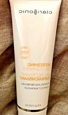 Clarisonic  Refreshing Gel Facial Cleanser 4 oz Tube  NEW~ F