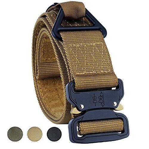 tactical rigger belt