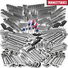 Craftsman Tools 444 pc Mechanics Tool Set w/ 84T Ratchets, W