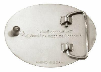 """Remington Bronco Buster Belt for 3.1"""" Metal"""