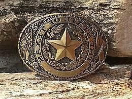 western rodeo texas cowboy lone star belt