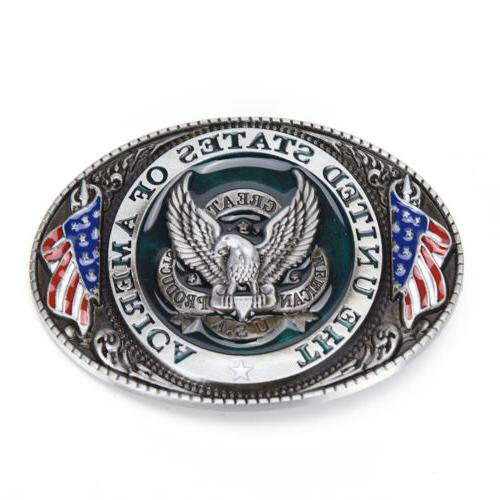 westernstylenew u s a american flag eagle
