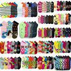 Wholesale Bulk Socks Lot Womens Size 9-11 Mixed Assorted Des