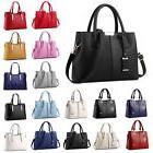 Women Lady Handbag Shoulder Bags Tote Purse Leather Messenge