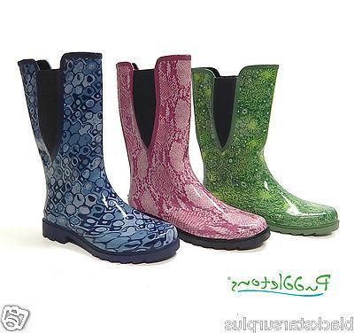 Women's Puddleton by Ranger Garden/Barn/Rain Boots 6,8,9,10,