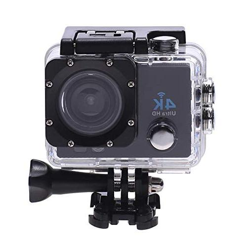 Youitankai Car 4K WiFi Ultra Action DVR Camcorder
