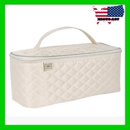 Large Toiletry Bags Travel Makeup Organizer White Cosmetic T