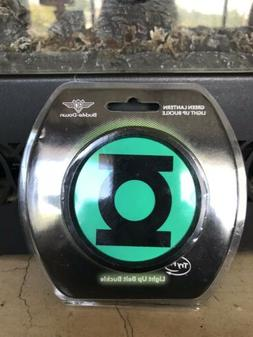Green Lantern Light Up Belt Buckle Usb Charge