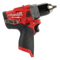 "Milwaukee M12 12V 1/2"" Drill Driver GEN2 2503-20 New REPLACE"