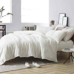 Me Sooo Comfy Sheet Set - Farmhouse White