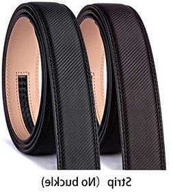 Bulliant Men Belt Accessories,Individual Buckle&Strap for Me