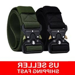Men Outdoor Hiking Sports Waistband Army Tactical Military T