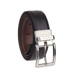 Tommy Hilfiger Men's Dress Reversible Belt , Black/Brown, 40