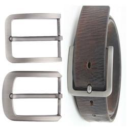 Men's Women's Metal Belt Pin Buckle Replacement Fit 1.5