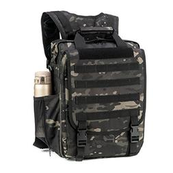 Multifunction Military Tactical Laptop Case / Bag