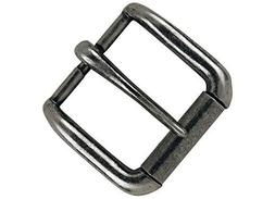 """Tandy Leather Napa Buckle 1-1/2""""  Antique Nickel Plate 1643-"""