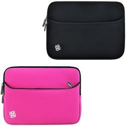 Neoprene Pencil Pen Case Cosmetic Makeup Bag Zipper Pouch Sc