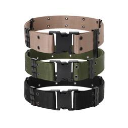 New 125CM <font><b>Tactical</b></font> <font><b>Belts</b></f