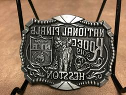 """NEW!!!!  2019 Hesston National Finals Rodeo """"Youth/Womens"""" B"""
