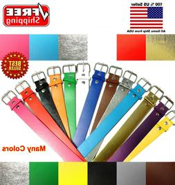 New Bonded Belt  Multi Color Golf Baseball Softball Removabl