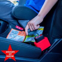 NEW! Seat Belt Buckle Holder - Keeps Buckle Upright when Str