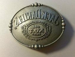 Jack Daniels Old No. 7 Belt Buckle Western Cowbow antique pe