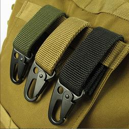 Outdoor Camping Training Military Belt Buckle Hunting Lock E