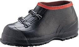 Size 12 Overshoes, Men's, Black, Plain Toe, Servus By Honeyw