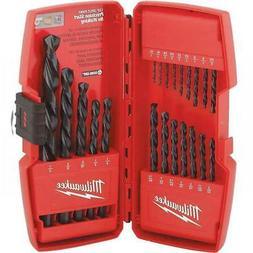 Milwaukee 48-89-2801 21 Piece Thunderbolt Black Oxide Drill