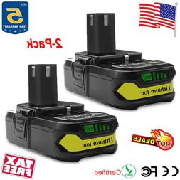 p109 lithium ion compact batteries