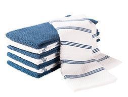 KAF Home Pantry Piedmont Kitchen Towels , 100% Cotton, Ultra