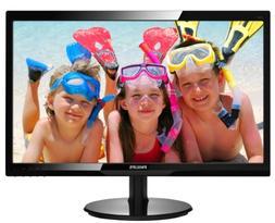 "Philips 24"" Class V-line LED Monitor 246V5LHAB"
