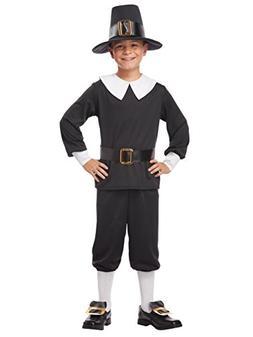 Pilgrim Boy Kids Costume