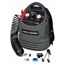 Porter-Cable 0.8 HP 1.5 Gal. Oil-Free Compressor Kit CMB15 N