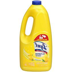 Lysol All Purpose Cleaner Spray, Lemon Breeze, 60oz