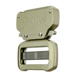 "Raptor I Neo 1.75/"" Tactical Military Aluminum Quick Release Belt Buckle Brown"