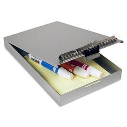 Saunders Redi-Rite Memo Storage Clipboard - 1 Compartment -
