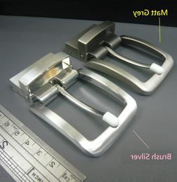 Replacement / DIY Men Belt Clip On Reversible Pin buckle for