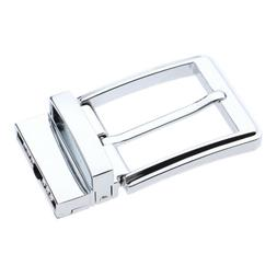 Reversible Single Prong Rectangle Belt Buckle Pin Buckle Rep