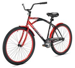 Kent Rockvale Men's Cruiser Bike , 26-Inch