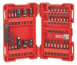 MILWAUKEE 48-32-4006 40pc. SHOCKWAVE™ Impact Duty Drill an