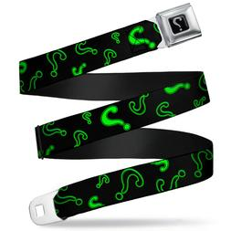 Seat Belt Buckle for Pants Men Women Kids DC Comics Riddler