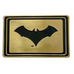 Batman Secret Compartment Belt Buckle Anti Theft Hidden Mone