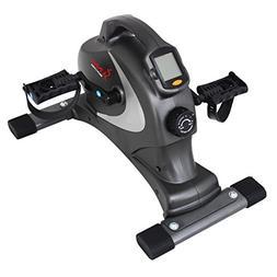 Sunny Health and Fitness SF-B0418 Magnetic Mini Exercise Bik