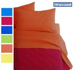 sheets set bed kalmia 100 percent cotton