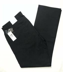 Calvin Klein Slim Fit Pants Black Mens New with Tags Dress P